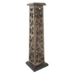 Discus Glass Candle - Oil Lamp - 9.5cm diameter