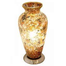 Round Lotus Flower Mosaic Bowl 20cm