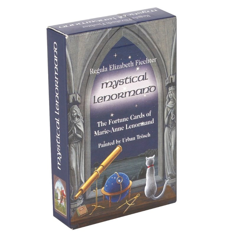Mystical Lenormand Oracle Cards